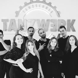 Tanzwerk Lehrer Team